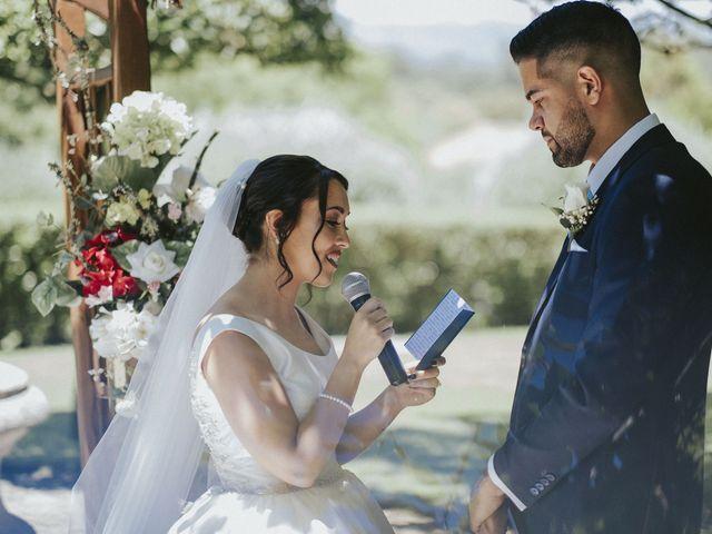 O casamento de Rafael e Sara em Santar, Nelas 26