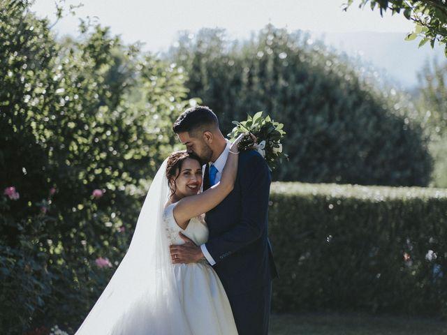 O casamento de Rafael e Sara em Santar, Nelas 31