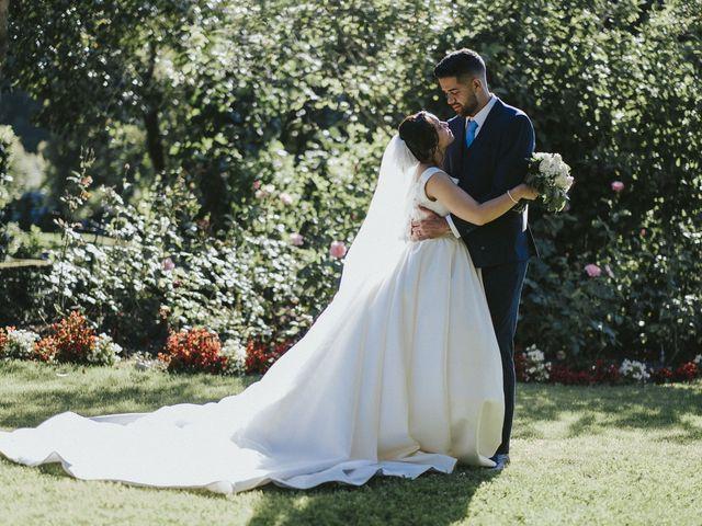 O casamento de Rafael e Sara em Santar, Nelas 33