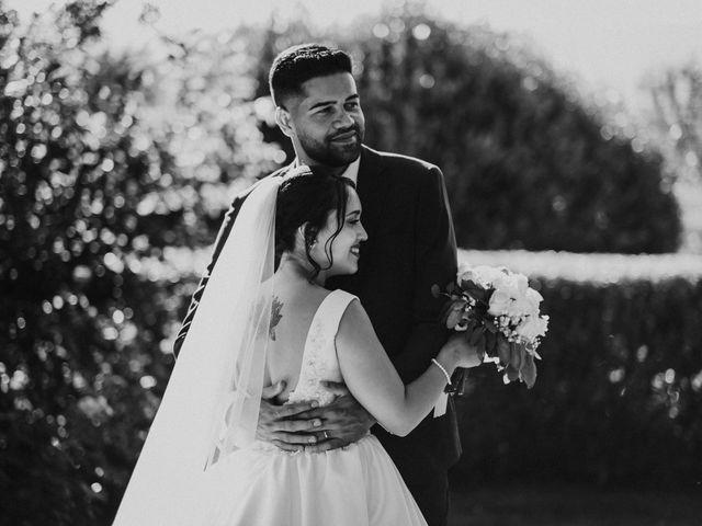 O casamento de Rafael e Sara em Santar, Nelas 34