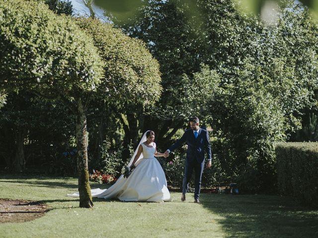 O casamento de Rafael e Sara em Santar, Nelas 35