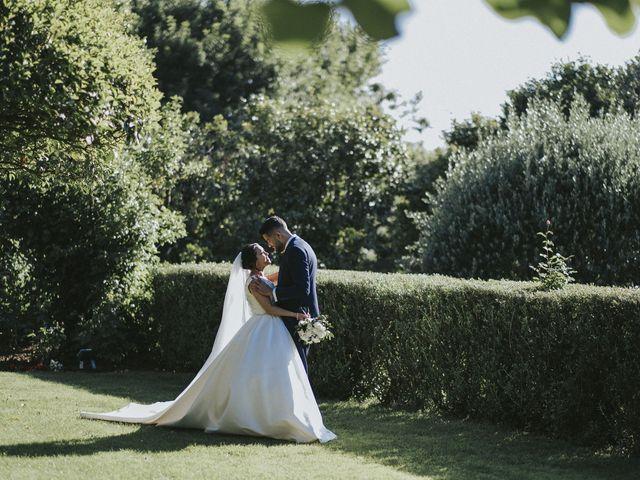 O casamento de Rafael e Sara em Santar, Nelas 36