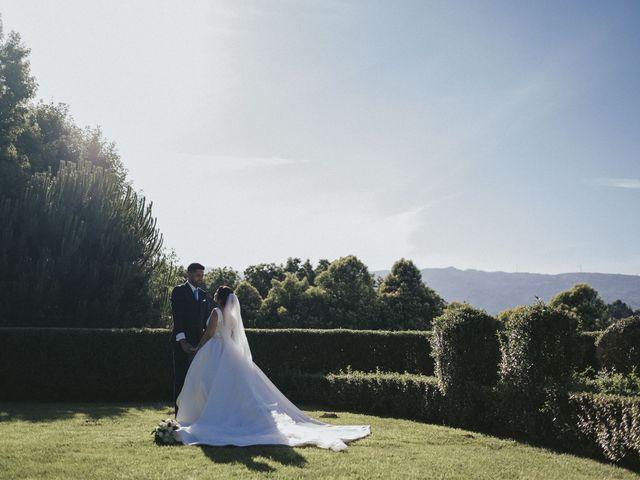 O casamento de Rafael e Sara em Santar, Nelas 38