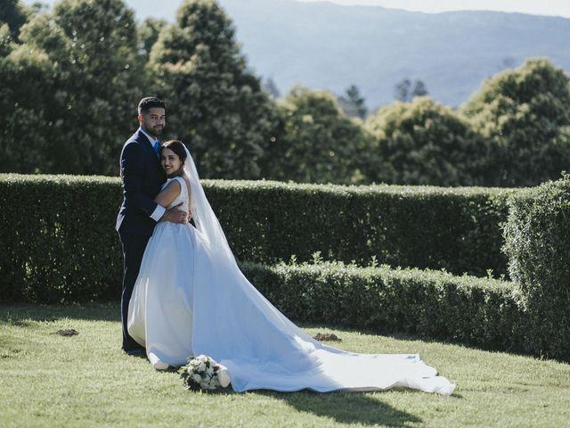 O casamento de Rafael e Sara em Santar, Nelas 41