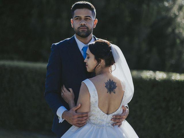 O casamento de Rafael e Sara em Santar, Nelas 42