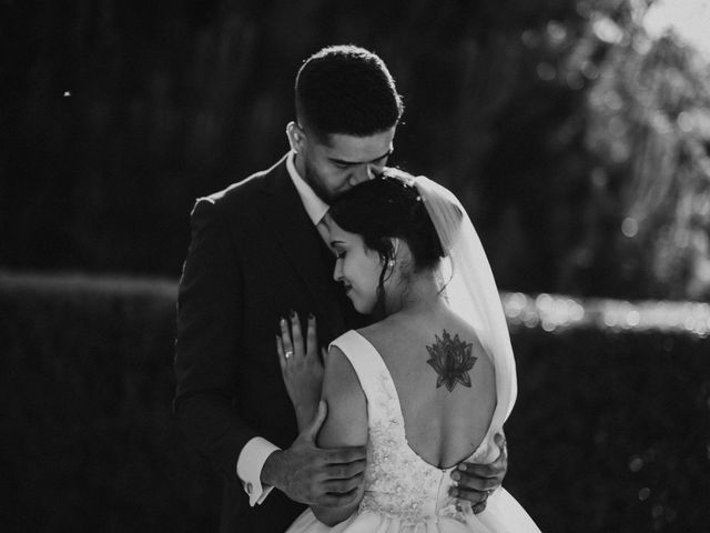 O casamento de Rafael e Sara em Santar, Nelas 43