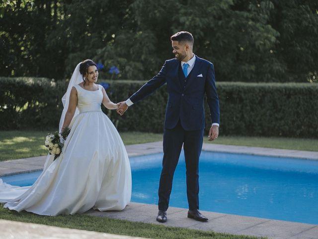 O casamento de Rafael e Sara em Santar, Nelas 44