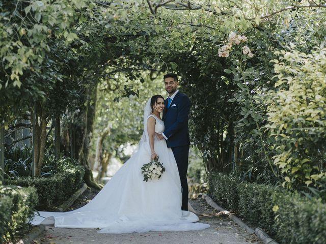 O casamento de Rafael e Sara em Santar, Nelas 47