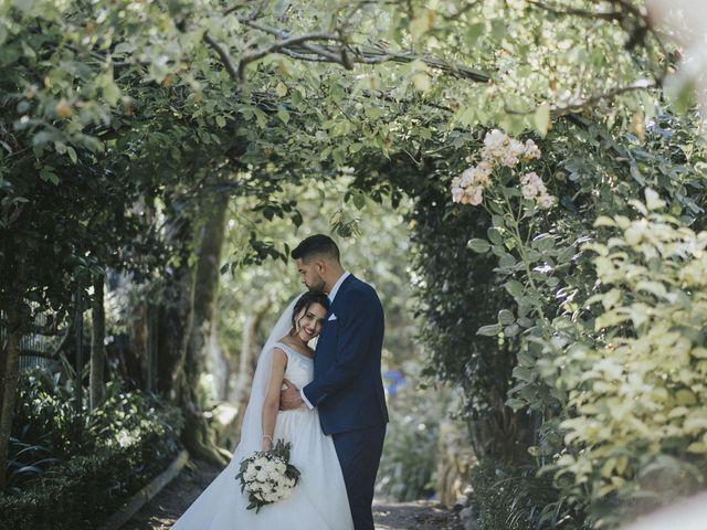 O casamento de Rafael e Sara em Santar, Nelas 49
