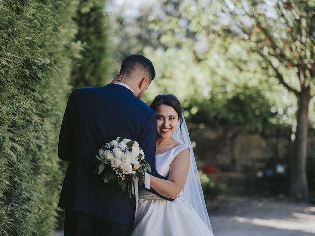 O casamento de Rafael e Sara em Santar, Nelas 53