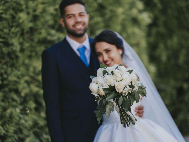 O casamento de Rafael e Sara em Santar, Nelas 54