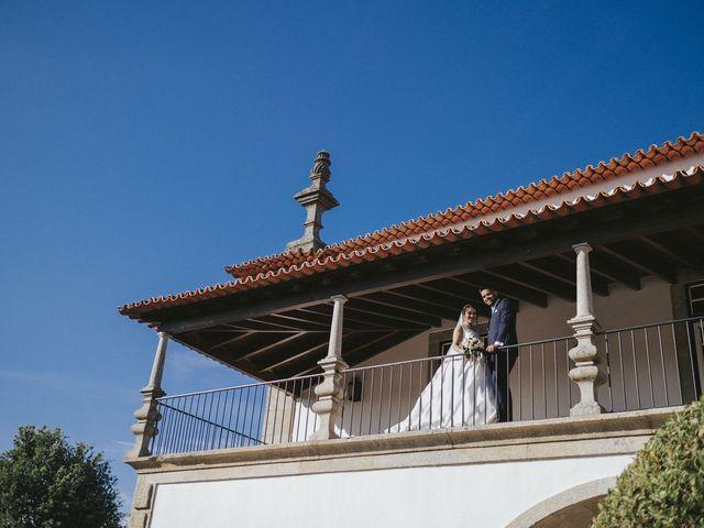 O casamento de Rafael e Sara em Santar, Nelas 55