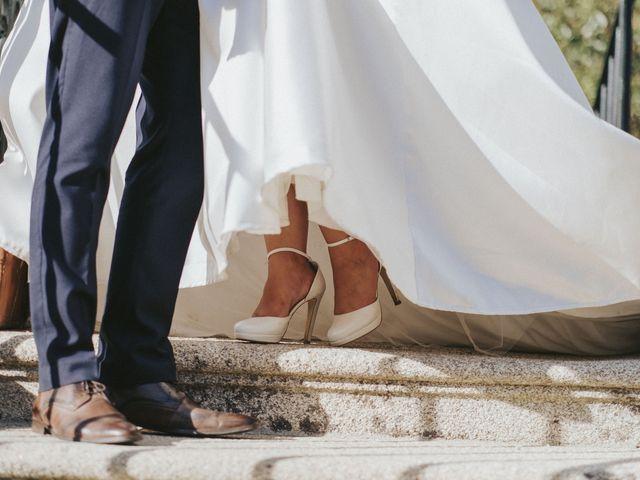 O casamento de Rafael e Sara em Santar, Nelas 56