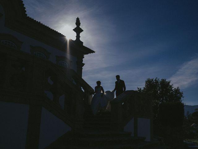 O casamento de Rafael e Sara em Santar, Nelas 58
