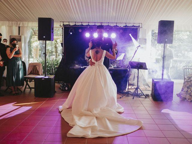 O casamento de Rafael e Sara em Santar, Nelas 61