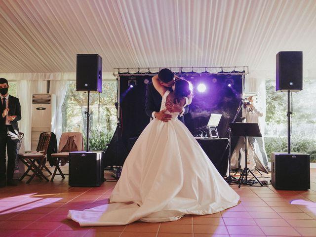 O casamento de Rafael e Sara em Santar, Nelas 62