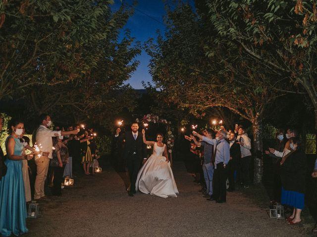 O casamento de Rafael e Sara em Santar, Nelas 65