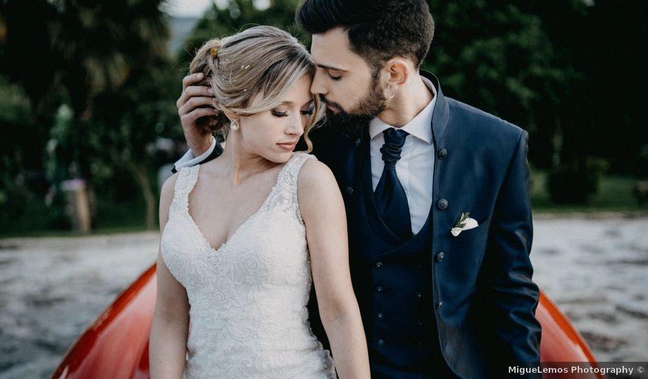 O casamento de Jorge e Joana em Santo Tirso, Santo Tirso