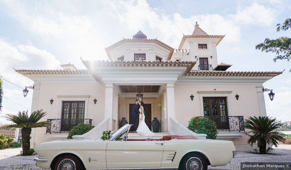 O casamento de Ricardo e Virginie em Troviscal, Oliveira do Bairro
