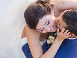 O casamento de Diana e Samuel