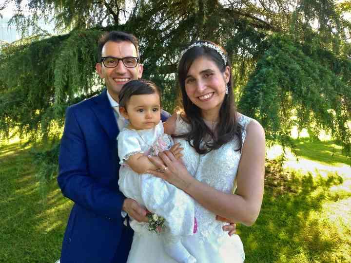 O casamento de Vera e Miguel