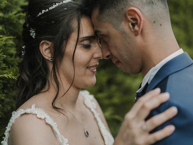 O casamento de Vanessa e Rúben