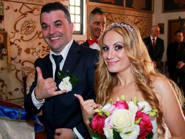 O casamento de Daniela e Márcio