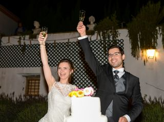 O casamento de Sílvia e Vasco 3