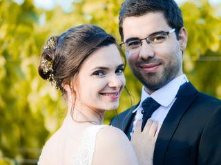 O casamento de Sílvia e Vasco