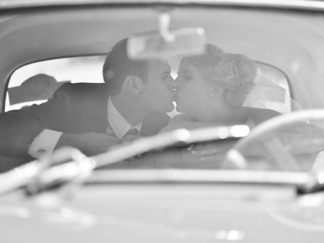 O casamento de Joana e Bruno