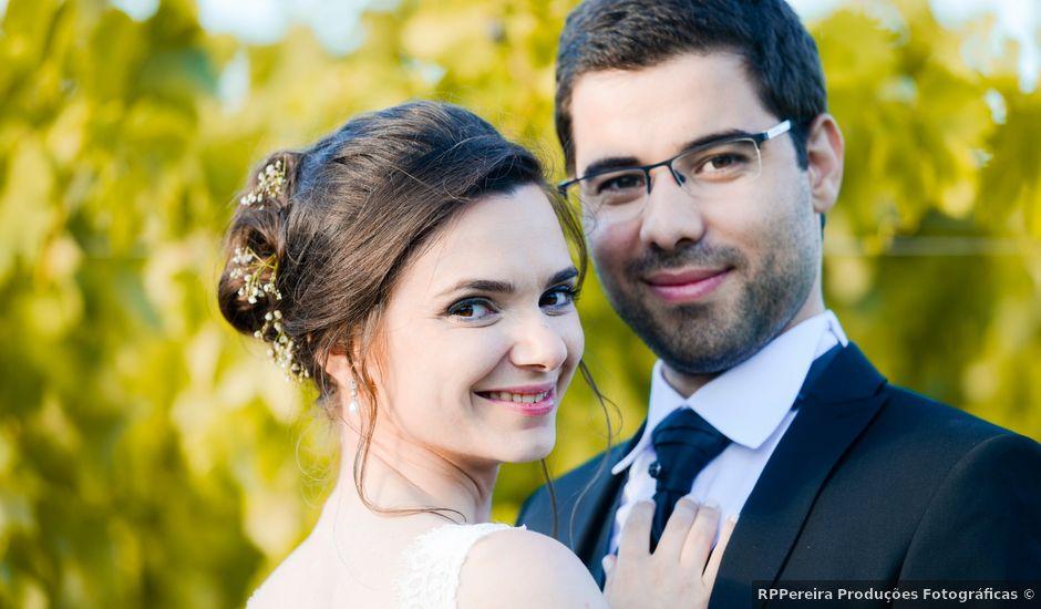 O casamento de Vasco e Sílvia em Sobral de Monte Agraço, Sobral de Monte Agraço