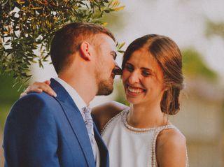 O casamento de Cátia e Hugo