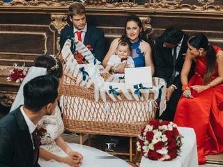 O casamento de Alexandra  e Bruno 3