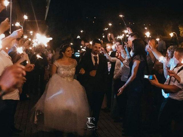 O casamento de Alexandra  e Bruno