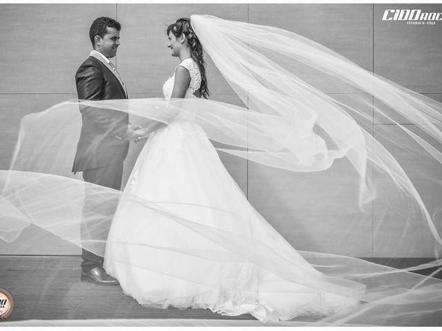 O casamento de Sofia e José