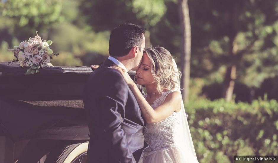 O casamento de Bruno e Patrícia em Chaves, Chaves