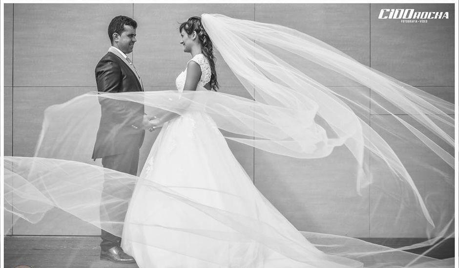 O casamento de José e Sofia em Estarreja, Estarreja