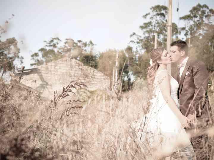 O casamento de Raquel e Sérgio