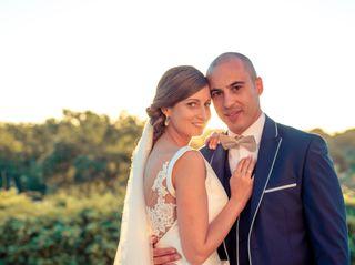O casamento de Vânia e Tiago
