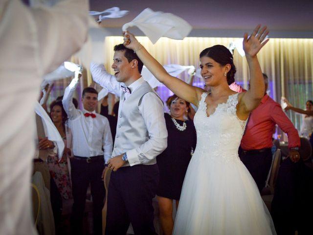 O casamento de Tiago e Rosana em Murtosa, Murtosa 62