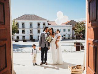 O casamento de Rita e Mateus