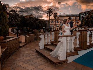 O casamento de Catarina e Márcio