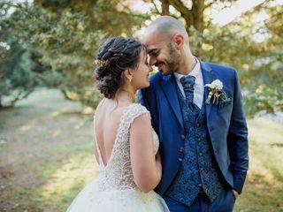O casamento de Nair e Helder