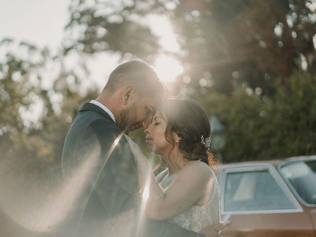 O casamento de Bárbara e Joaquim
