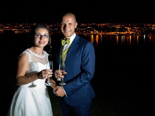 O casamento de Célia e Eric