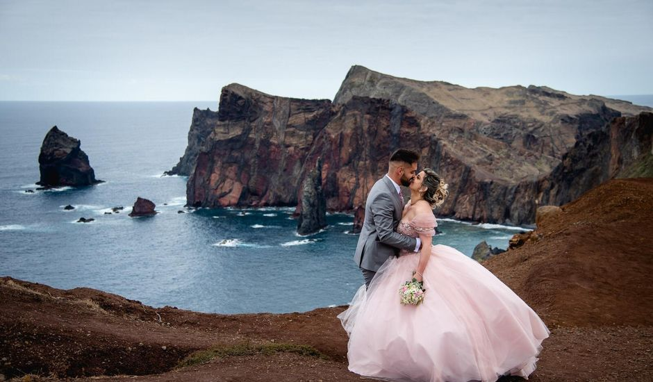 O casamento de Herculano  e Mariana  em Funchal, Madeira