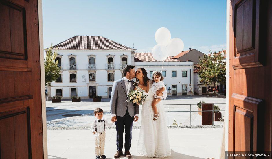 O casamento de Mateus e Rita em Pombal, Pombal