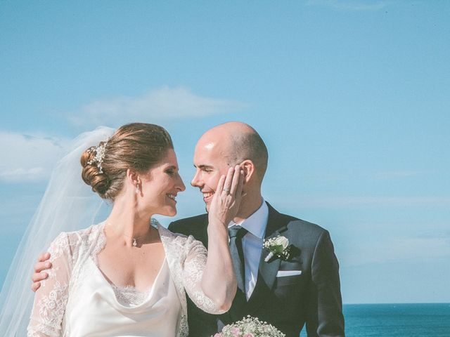 O casamento de Anne Marie e Stefan
