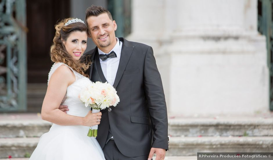 O casamento de Ruben e Andreia em Mafra, Mafra