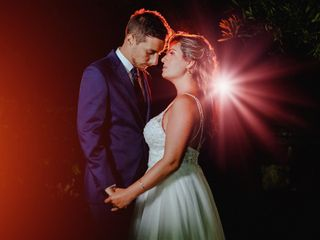 O casamento de raquel e Renato 2